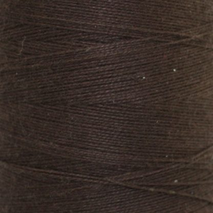 8/2 Cotton - Dark Brown