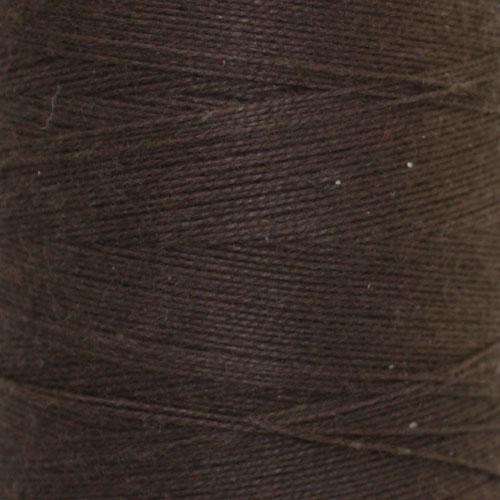 8/2 Cotton - Dark Brown