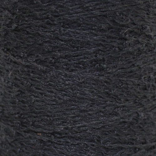 Boucle Cotton - Black