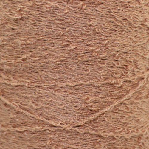 Bouclé Cotton - Cinnamon