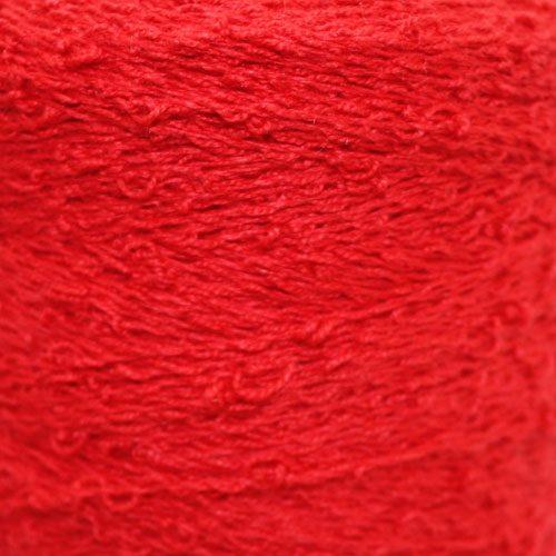 Bouclé Cotton - Red