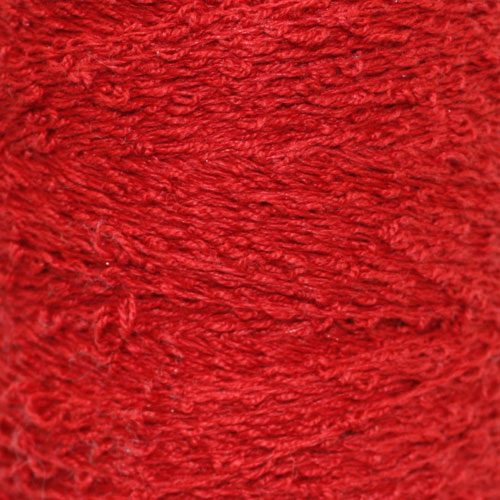 Bouclé Cotton - Cherry
