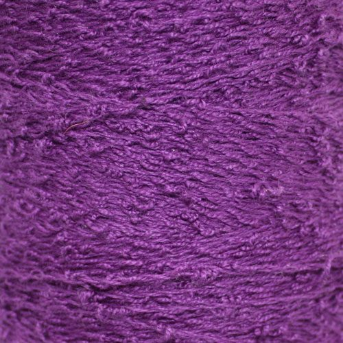Bouclé Cotton - Light Purple