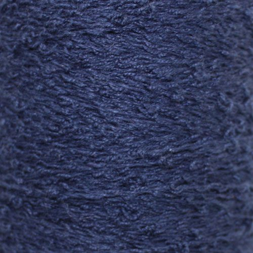 Bouclé Cotton - Navy