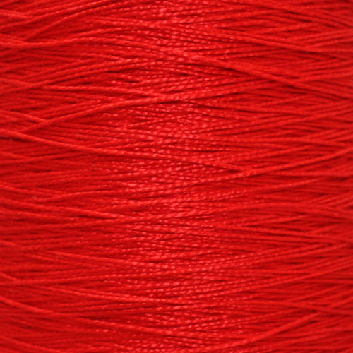 10/2 Mercerized Cotton -  Red