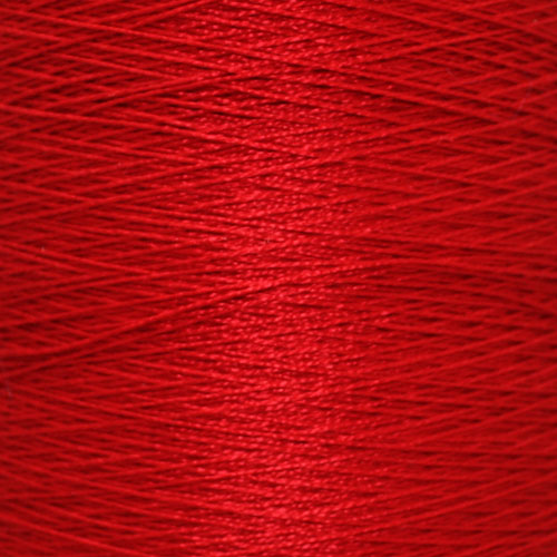 10/2 Mercerized Cotton -  Red Hot
