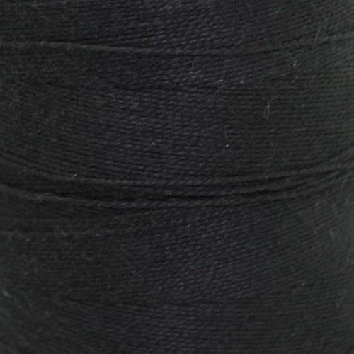 16/2 Cotton - Black
