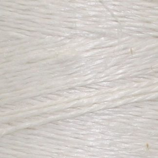 Linen - 12/2 Wet Spun Line - White