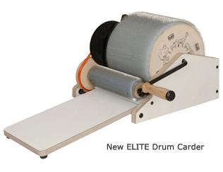 Louet Elite Drum Carder - extra fine
