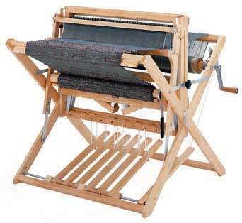 Schacht Baby Wolf 4 Shaft Floor Loom