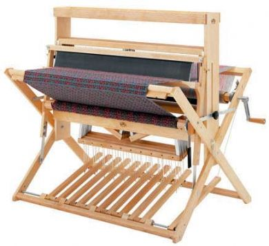 Schacht Mighty Wolf 4 Shaft Floor Loom