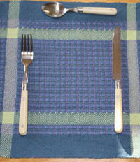 Patterns - Placemats - Summer Version