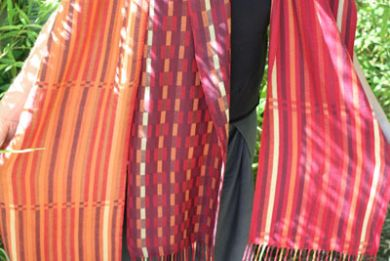 Patterns - Kiki's Bambu Scarves