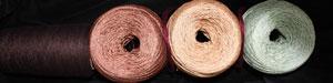 Patterns - GP's Bambu/Mercerized Scarves - Sombre Song