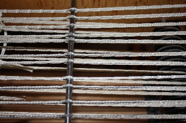 Pin in Louet Spring Loom