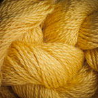 Hand Dyed Hot Line - 20/2 Bombyx Silk - #2 Gold Rush