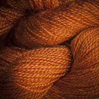 Hand Dyed Hot Line - 20/2 Bombyx Silk - #5 - Autumn Spice