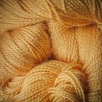 Hand Dyed Hot Line - 30/2 Bombyx Silk - #3 - Sweet Potato Pie