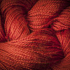Hand Dyed Hot Line - 30/2 Bombyx Silk - #7 - Sweet Everythings