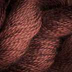 Hand Dyed Hot Line - 30/2 Bombyx Silk - #8 - Chocolate Cherry