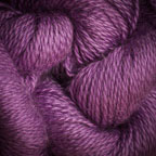 Hand Dyed Hot Line - 30/2 Bombyx Silk - #15 - Starfish