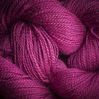 Hand Dyed Hot Line - 30/2 Bombyx Silk - #13 - Buddha Berry