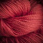 Hand Dyed Hot Line - 30/2 Bombyx Silk - #11 - Shameless