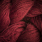 Hand Dyed Hot Line - 30/2 Bombyx Silk - #10 - Favourite Wine