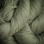 Hand Dyed Hot Line - 30/2 Bombyx Silk - #26 - Old Man's Beard