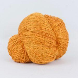 20/2 Tussah Silk - Tiger Lily