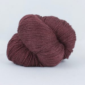 20/2 Tussah Silk - Chocolate Cherry