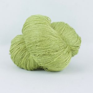20/2 Tussah Silk - Lime Light
