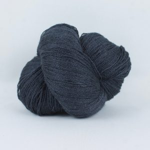 20/2 Tussah Silk - Black Magic