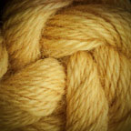Hand Dyed Hot Line - Alpaca - #3 - Sweet Potato Pie