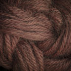 Hand Dyed Hot Line - Alpaca - #8 - Chocolate Cherry