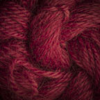 Hand Dyed Hot Line - Alpaca - #10 - Favourite Wine