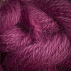 Hand Dyed Hot Line - Alpaca - #13 - Buddha Berry