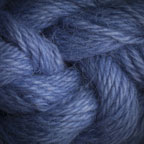 Hand Dyed Hot Line - Alpaca - #19 - Blue Suede Shoes