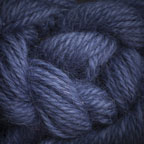 Hand Dyed Hot Line - Alpaca - #20 - B.B. Blue