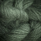 Hand Dyed Hot Line - Alpaca - #24 - Grantius Green