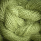Hand Dyed Hot Line - Alpaca - #27 - Lime Light