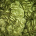 Hand Dyed Hot Line - Orlando - #27 - Lime Light