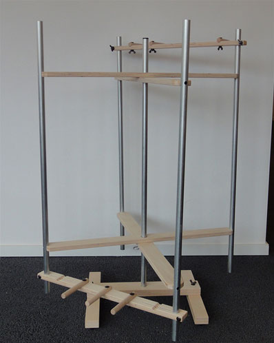 Leclerc Warping Mill - Table Top