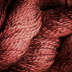 Hand Dyed Hot Line - 20/2 Bombyx Silk - #8 - Chocolate Cherry
