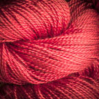 Hand Dyed Hot Line - 30/2 Bombyx Silk - #11 - Shameless