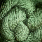 Hand Dyed Hot Line - 20/2 Bombyx Silk - #25 - Sitka Spruce