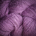 Hand Dyed Hot Line - 100% Silk Noil - Princess Pamuk