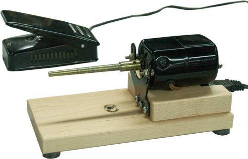 Leclerc Single-Ended Electric Bobbin Winder