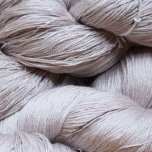 Hand Dyed Hot Line - 30/2 Bombyx Silk - #35- Violet Ice