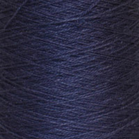 Organic Cotton - Dark Blue